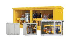 天然气调压箱