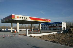 河南新捷L-CNG加气站