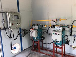 分立式LPG电气化器RXQ-50