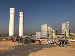 燃气公司项目