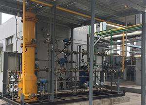 华电能源氨水制备器